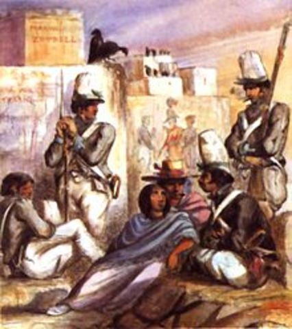 1843 REESTABLECE MONTEPIOS