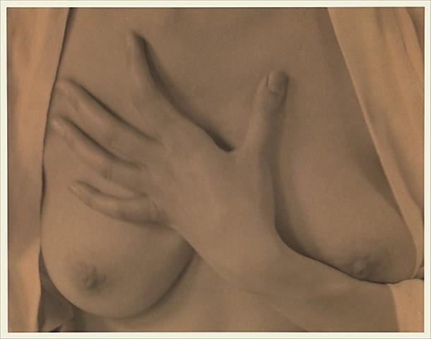 Hands and Breasts: Alfred Stieglitz; Georgia O'Keefe