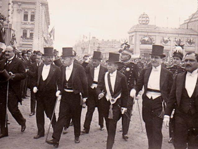 1931 - 1933 INST. DE PREVISION SOCIAL
