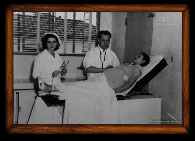 1969 - 1975 PLAN NACIONAL HOSPITALARIO