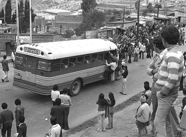 1977 FUNCIONARIOS DE LA S.S.