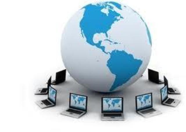 Internet crece y empieza a tener uso comercial