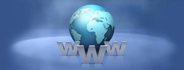Aparece la WWW.