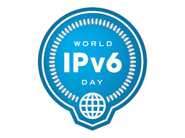 Primera prueba mundial que alanzo el protocolo IPV6.