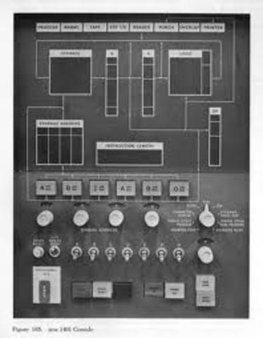 IBM ENVIO LA MAINFRAME IBM 1401