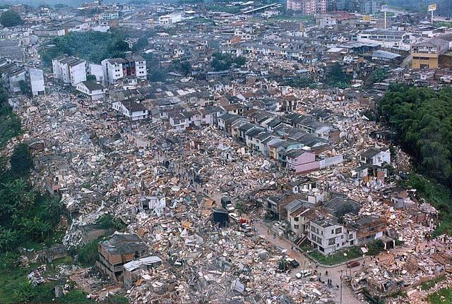 NY - Terremoto