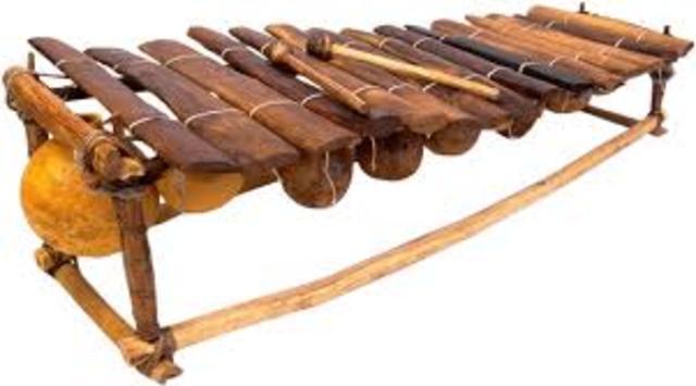 Marimba de Tecomates