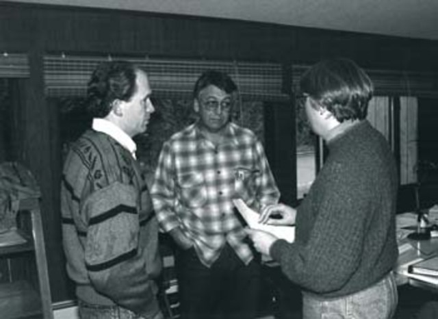 September council board meeting 1992