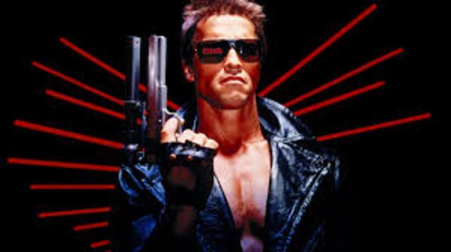 Terminator released