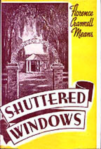 Shuttered Windows by Flrence Crannell Means