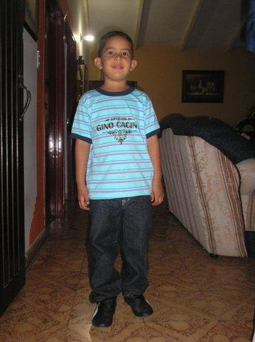 Nacimiento de mi hijo Santiago.