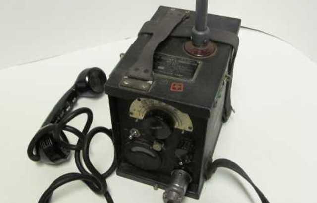 SCR-194 / SCR-195 Radio