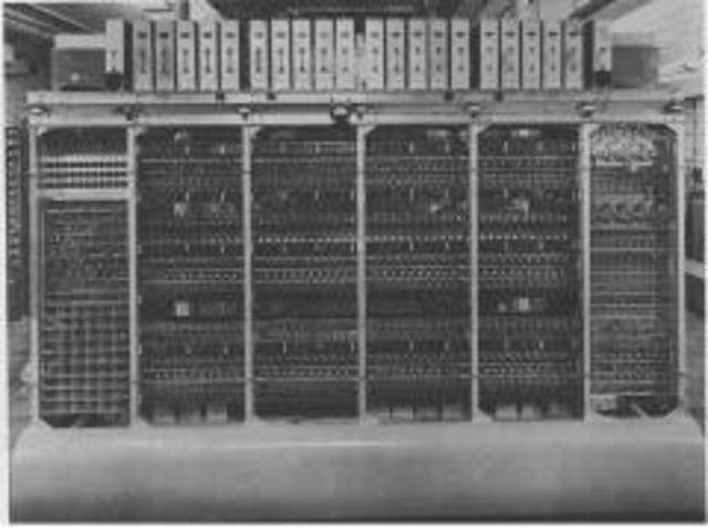 MANIAC I Y II E UNIVAC II