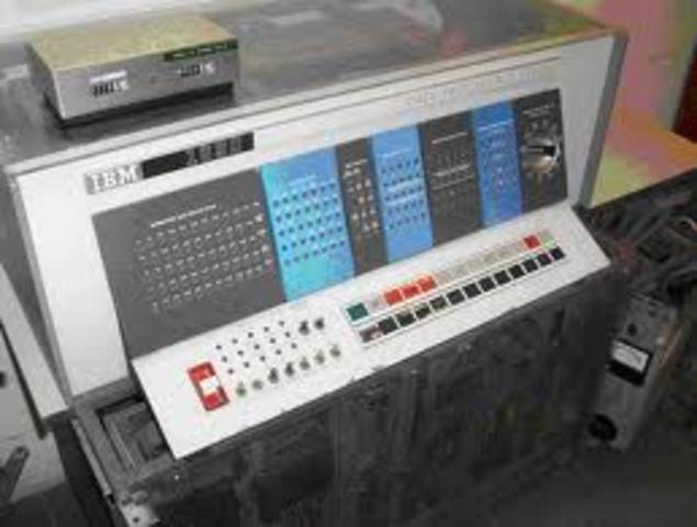 IBM 1620 basada en transistores