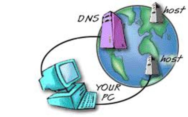DNS y hots