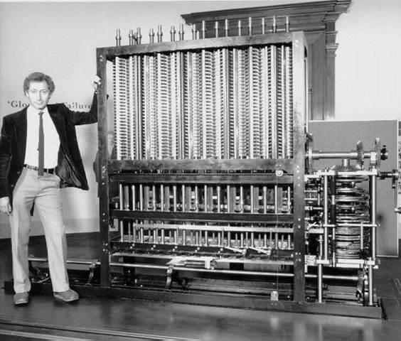 Máquina analítica (Babbage)