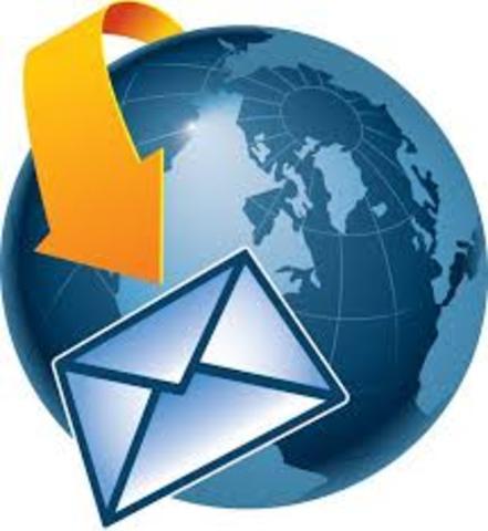El correo electrónico abre sus puertas