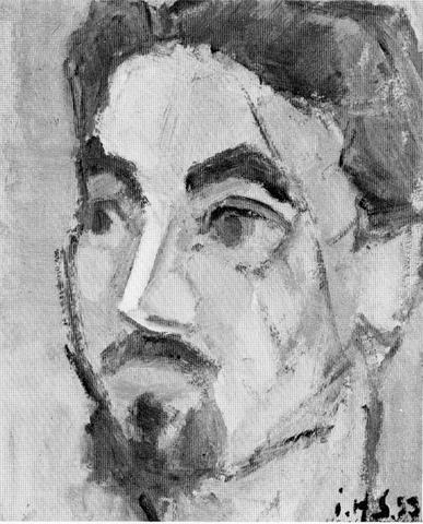"Institute Tessin in Paris buys ""Self-portrait in pink"""