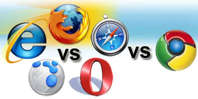 La guerra de los navegadores