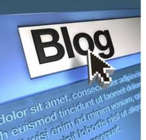 Bienvenido, blog