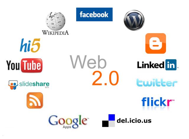 La web se hace social