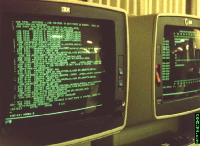 IBM 370 (3031, 3033,3041)