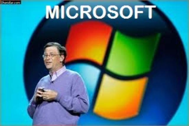Bill Gates funda Microsoft