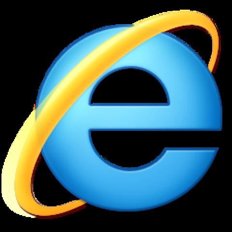 El primer Internet Explorer
