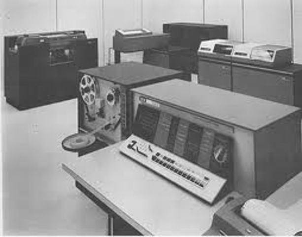 El mainframe IBM 1620