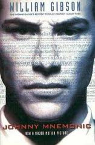 """""""Johnny Mnemonic"""" published in Omni (May)"""