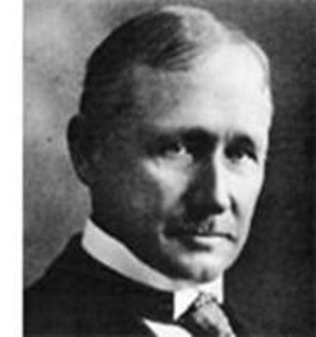 Frederick Winslow Taylor realiza estudios en la industria