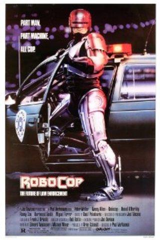 Robocop released