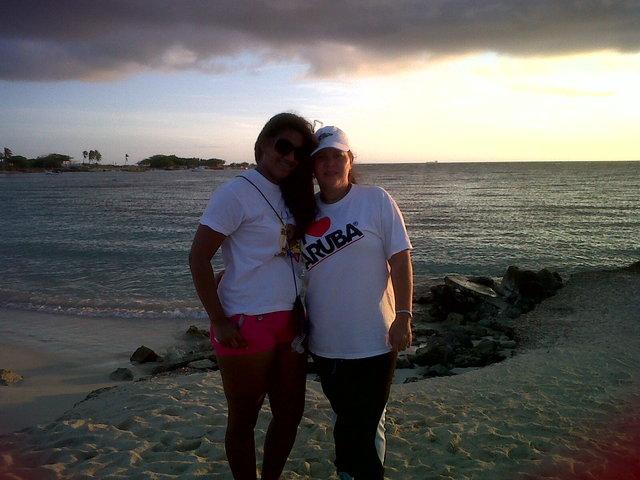 Ultima visita a aruba