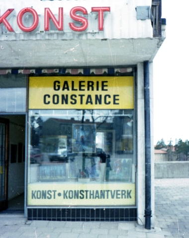 Starting Galerie Constance