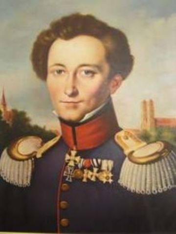 Carl Von Clausewitz publica su primera obra