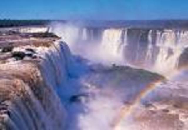 Fly to Iguazu!