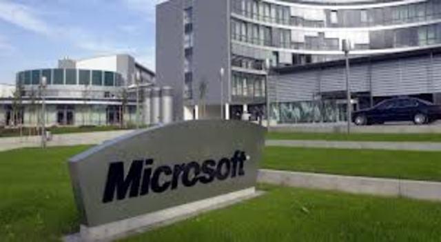 El dominio de microsoft