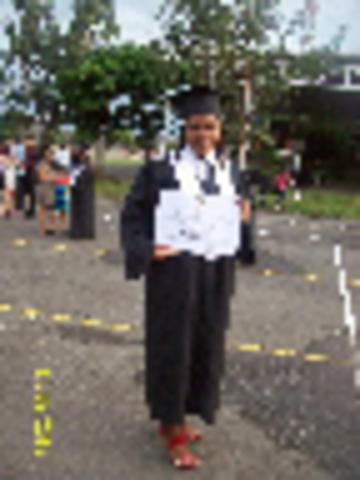 Graduacion Bachillerto Leidy Suarez