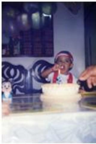 Cumpleaños #2 Kevin Romero