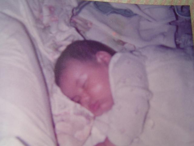 Nacimiento de mi primera hija