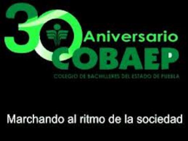Premio de mérito administrativo en el COBAEP