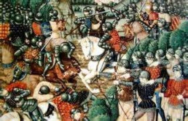 Batalla de Azincourt