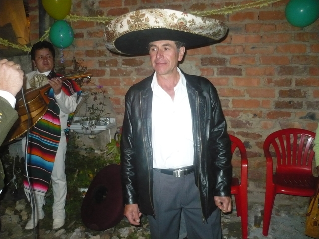 Nacimiento de mi padre, Armando Silva.