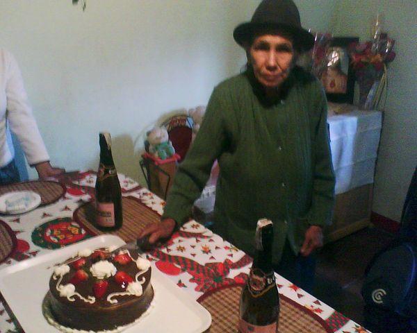Nacimiento de mi abuela FLORENCIA SANCHEZ.