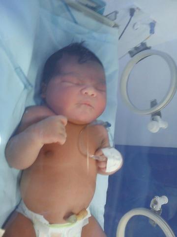 Nacimiento de Mi Sobrina Maria José