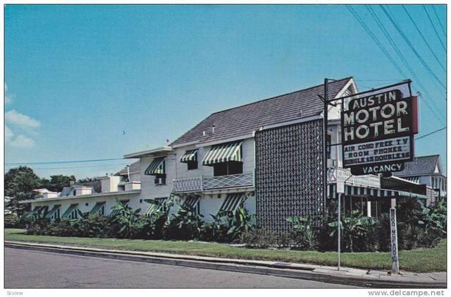 Creacion del Motor Hotel (Motel)