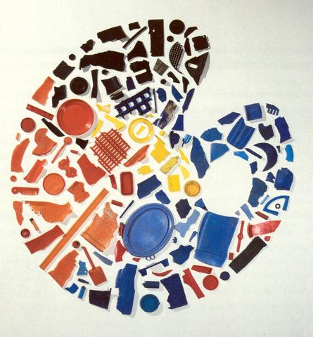 Tony Cragg - Palette