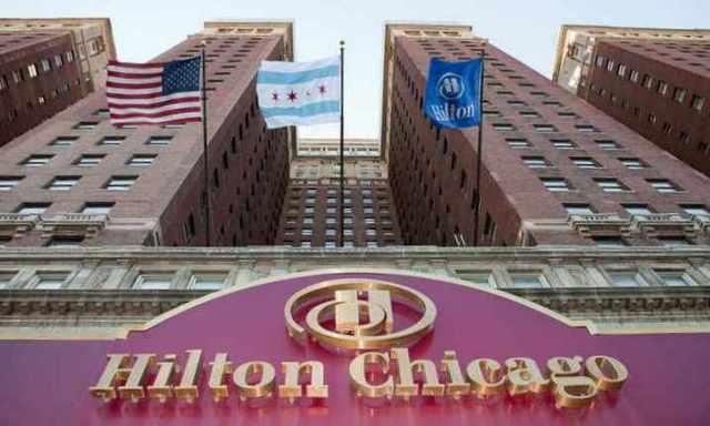 Hilton- se estableció en Chicago