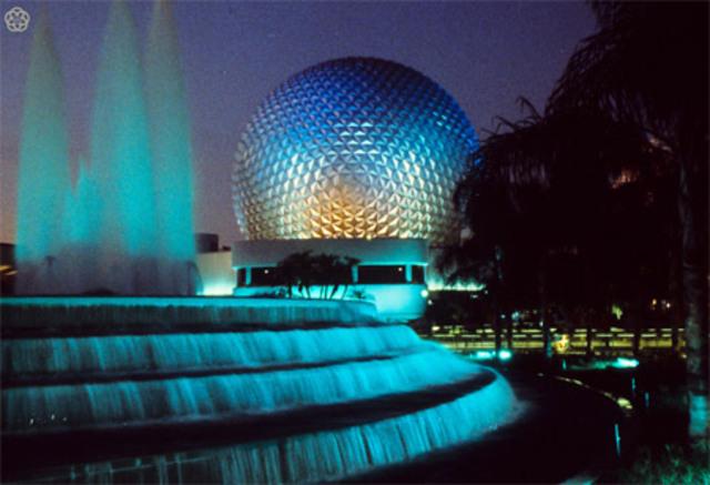 Se queria construir Disney Worl-Epcot Center