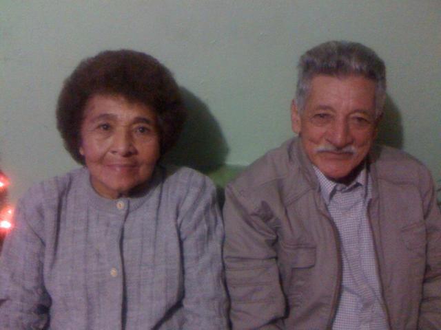 Matrimonio Abuelos Paternos